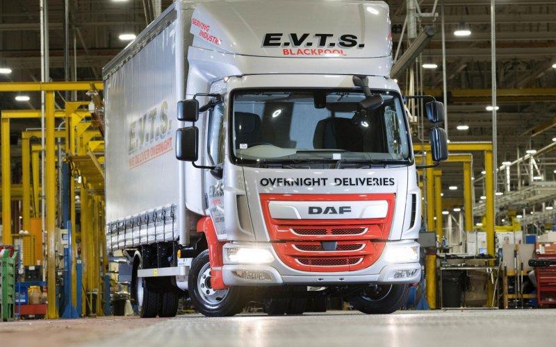 Importante traguardo per DAF TRUCKS: costruito il DAF LF numero 200.000