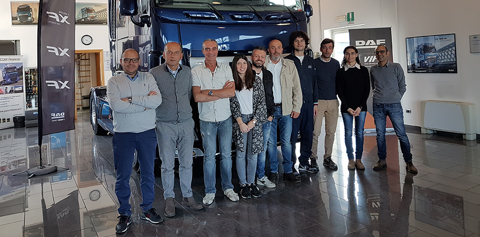 Concessionaria VIPDAF di Rimini